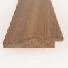 spotted gum chamfer cladding