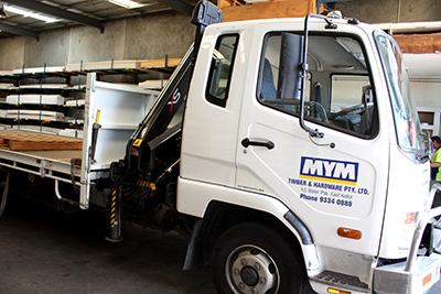 MYM Timber truck
